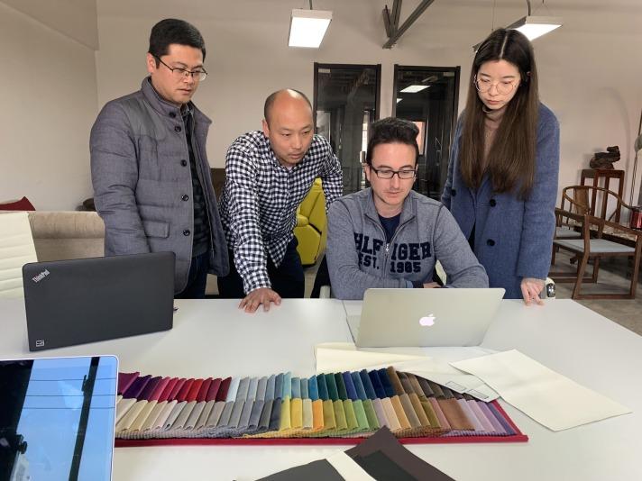 HQ China meeting 2