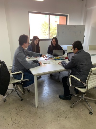 HQ China meeting